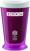 Zoku Slush- en Milkshake Maker - 0.25 l - Paars