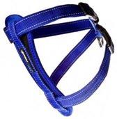 EzyDog Chest Plate tuig - L - Blauw