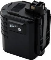 Accu 2607335192 & 2607335215: Bosch - 24V, 3000 mAh / 3.0Ah: Ni-Mh - ToolBattery Huismerk TA6060