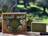 Aleppo Zeep met Jasmine of Damascus | Moroccan Garden