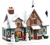 Lemax Kerstdorp Snow Day! - met verlichting