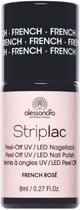 Alessandro Striplac - French Rose - Gel nagellak