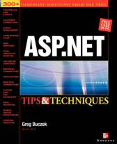 ASP.NET Tips and Techniques