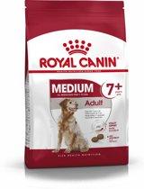 Royal Canin Medium Adult 7+ - Hondenvoer - 4 kg