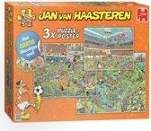 Jan van Haasteren WK Voetbal 3in1