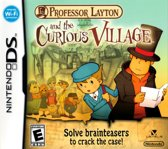 Professor Layton and the curious Village Amerikaanse versie