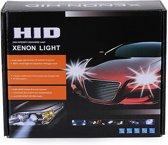 H4 HID Xenon Conversie Kit 35W 6000K (H4-3 Dual Beam)
