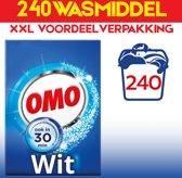 Omo Wit Waspoeder - 240 wasbeurten - Wasmiddel - Jaarpakket