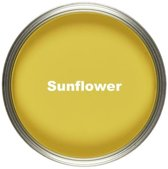No Seal Chalk Paint Sunflower