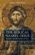 The Biblical Names of Jesus
