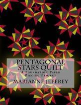 Pentagonal Stars Quilt