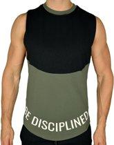 Be Disciplined Cut Off Shirt   - Disciplined Apparel