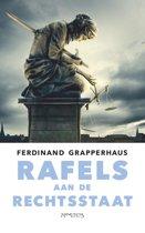 Omslag van 'Rafels aan de rechtsstaat'