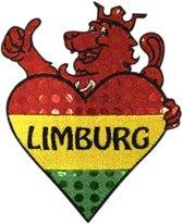 Applicatie Limburgse leeuw met hart