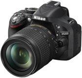 Nikon D5200 + 18-105mm VR - Spiegelreflexcamera - Zwart