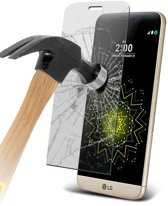 LG G5 glazen Screen protector Tempered Glass 2.5D 9H (0.3mm)