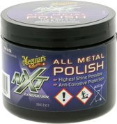 Meguiars G13005 NXT Generation All Metal Polish 142gr