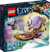 LEGO Elves Aira's Luchtschip & de Jacht op het Amulet - 41184