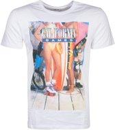 THE C64 - California Games Men's T-shirt - XL