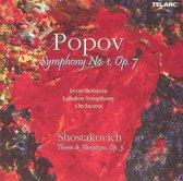 Symphony No.1 Op.7