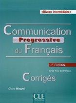 Communication progressive du français - Niveau intermédiaire. Corrigés
