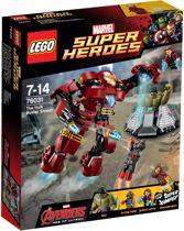 LEGO Super Heroes De Hulk Buster Smash - 76031