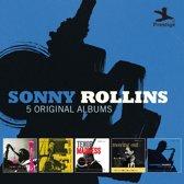 Sonny Rollins 5 Original Concord Al