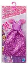 Hasbro Disney Rapunzel Prinsessenjurk 2-delig Paars
