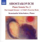 Shostakovich:Piano Sonata No.2