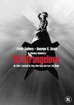DVD cover van Dr. Strangelove