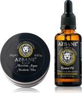 Azbane | Baardverzorging Set 04