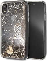 Guess backcover voor iPhone XR - Goud