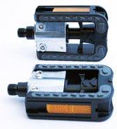 Vouwpedaal VP-113 antislip m/reflector 1500916