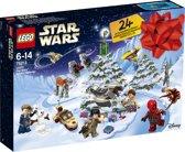 Afbeelding van LEGO Star Wars Adventskalender 2018 - 75213 speelgoed