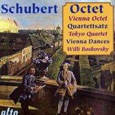 Schubert: Octet / Quartettsatz/ Vie