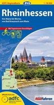ADFC-Regionalkarte Rheinhessen 1 : 50 000
