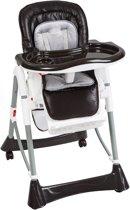 Kinderstoel kinderstoeltje babystoel bruin 400785