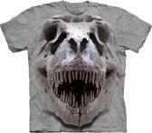 T-Shirt - T-Rex Big Skull (Maat: XXL)