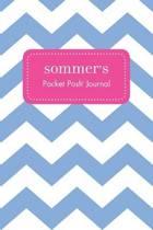Sommer's Pocket Posh Journal, Chevron