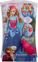 Disney Frozen pop Koninklijke Kleuren Anna