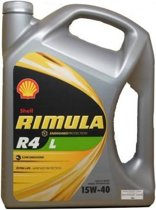 Shell Rimula R4 L 15W40 5L