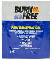 Burnfree Gel Sachets