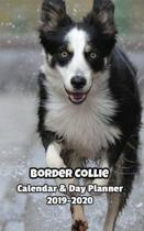 Border Collie Calendar & Day Planner 2019-2020