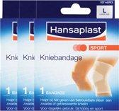 Hansaplast Sport Knieband Large Voordeelverpakking