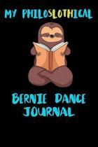My Philoslothical Bernie Dance Journal