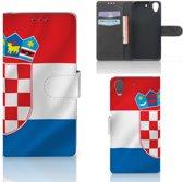 Bookcase hoesje HTC Desire 626 | Desire 626s Kroatië