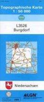 Burgdorf 1 : 50 000. (TK 3526/N)