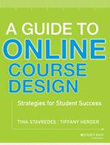 A Guide to Online Course Design