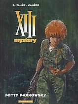 XIII mystery 07. Betty Barnowsky