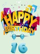 Happy Birthday 16